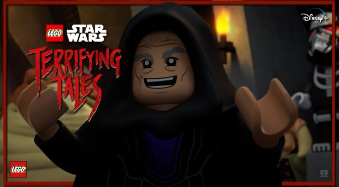 LEGO Star Wars Terrifying Tales Is Now Streaming On Disney+