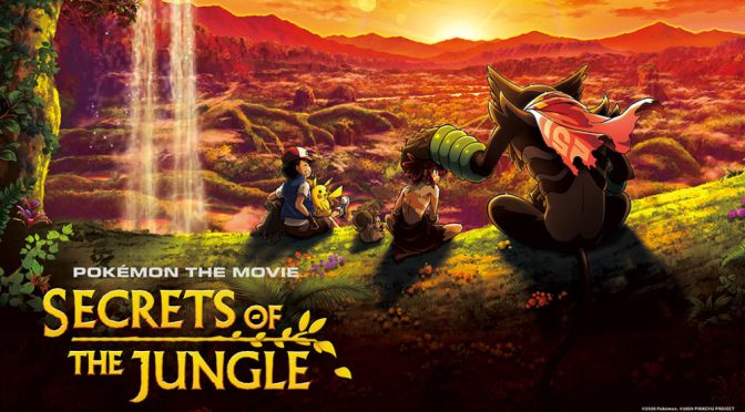 Review | Pokémon The Movie: Secrets Of The Jungle
