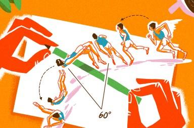 sport creative editorial