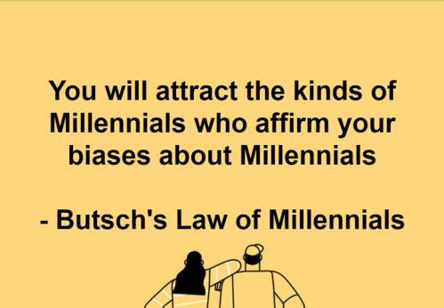 Law of Millennials