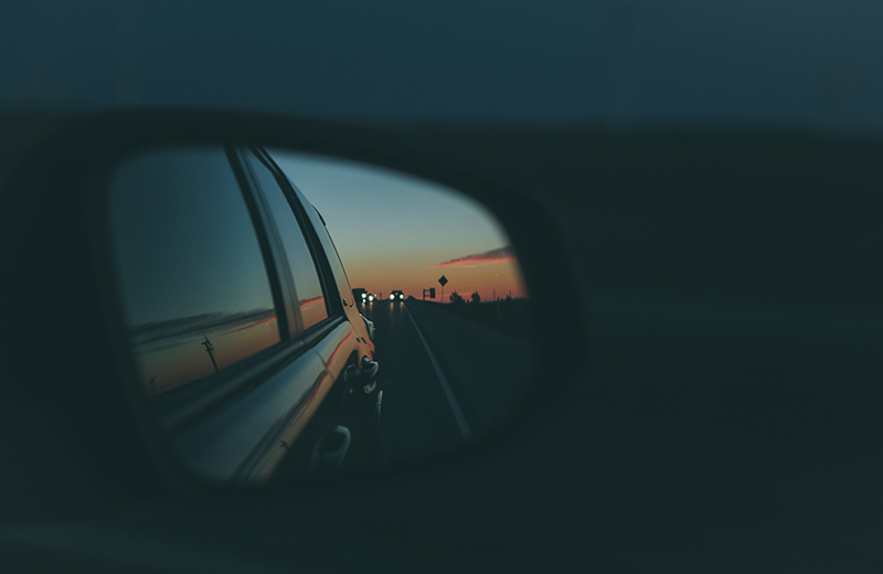 Putting Emotional Barriers in the Rear-view Mirror