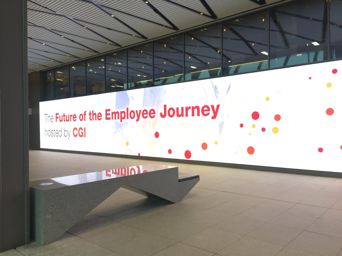 Empowering and enabling the employee journeys of the future