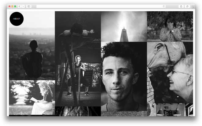 Photo | Бесплатный Bootstrap шаблон сайта для фотографа