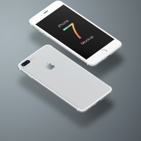 Бесплатный мокап iPhone 7для Sketch иPhotoshop
