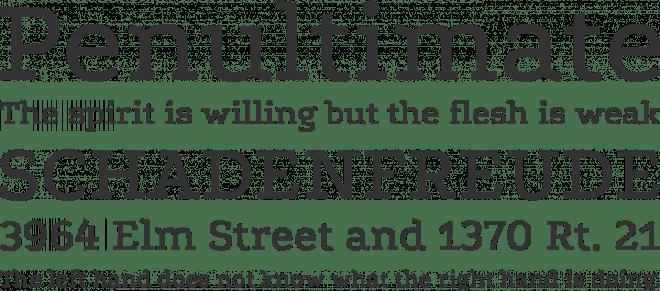 Podkova бесплатный шрифт от Cyreal