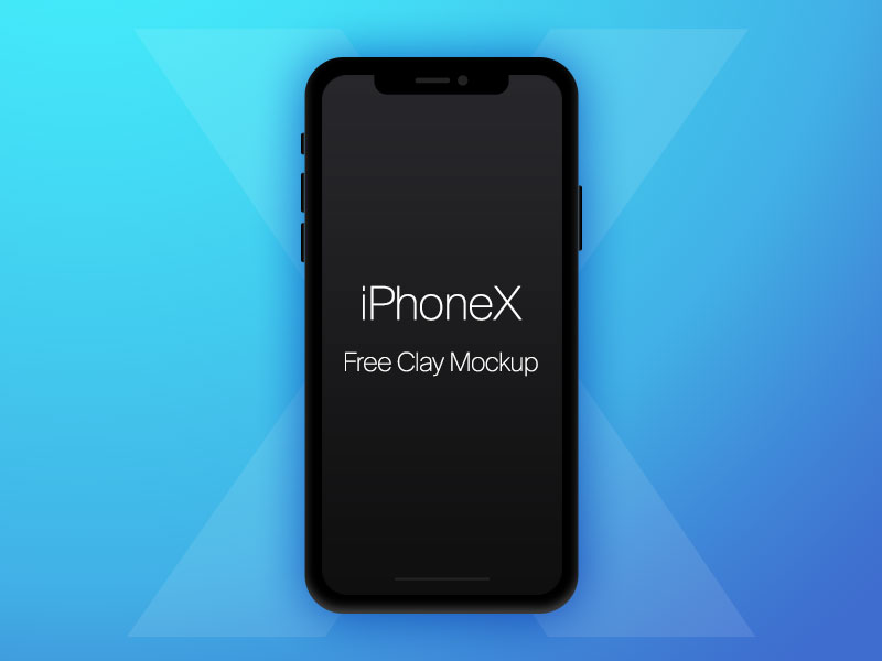 iPhone Clay Black