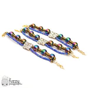 Vintage Sparkle Bracelet