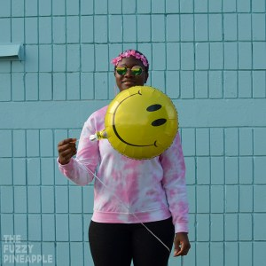 Watermelon Pink Crew Neck Sweatshirt
