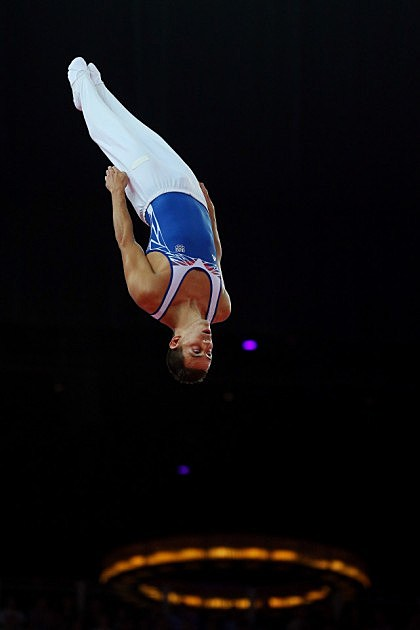 Olympic Trampoline Athletes Win Medals for Ridiculous Faces