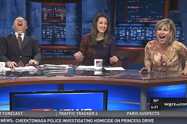 November 2015 News Bloopers Are a Feast of the Hilarious