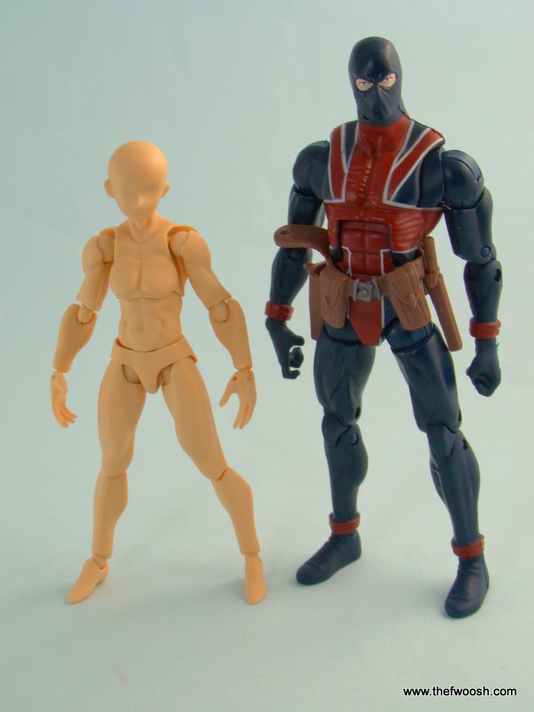 Figma Archetype - He (Flesh Color Version) Exclusive Figure |