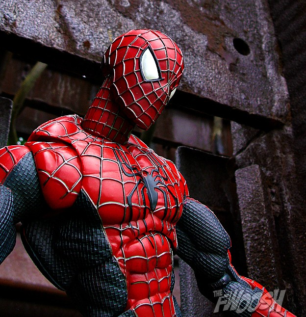 18 Inch Spider Man 2 Toy : Interview with the amazing spider man ultimate inch