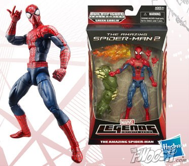 Spider-Man Legends Spider-Man