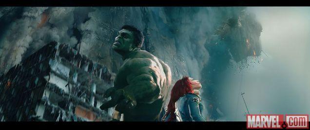 Marvel's Avengers Age of Ultron concept art