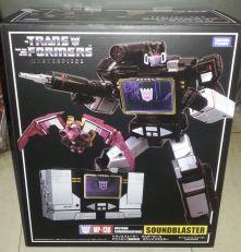Transformers Masterpiece Soundblaster Ratbat Fraud