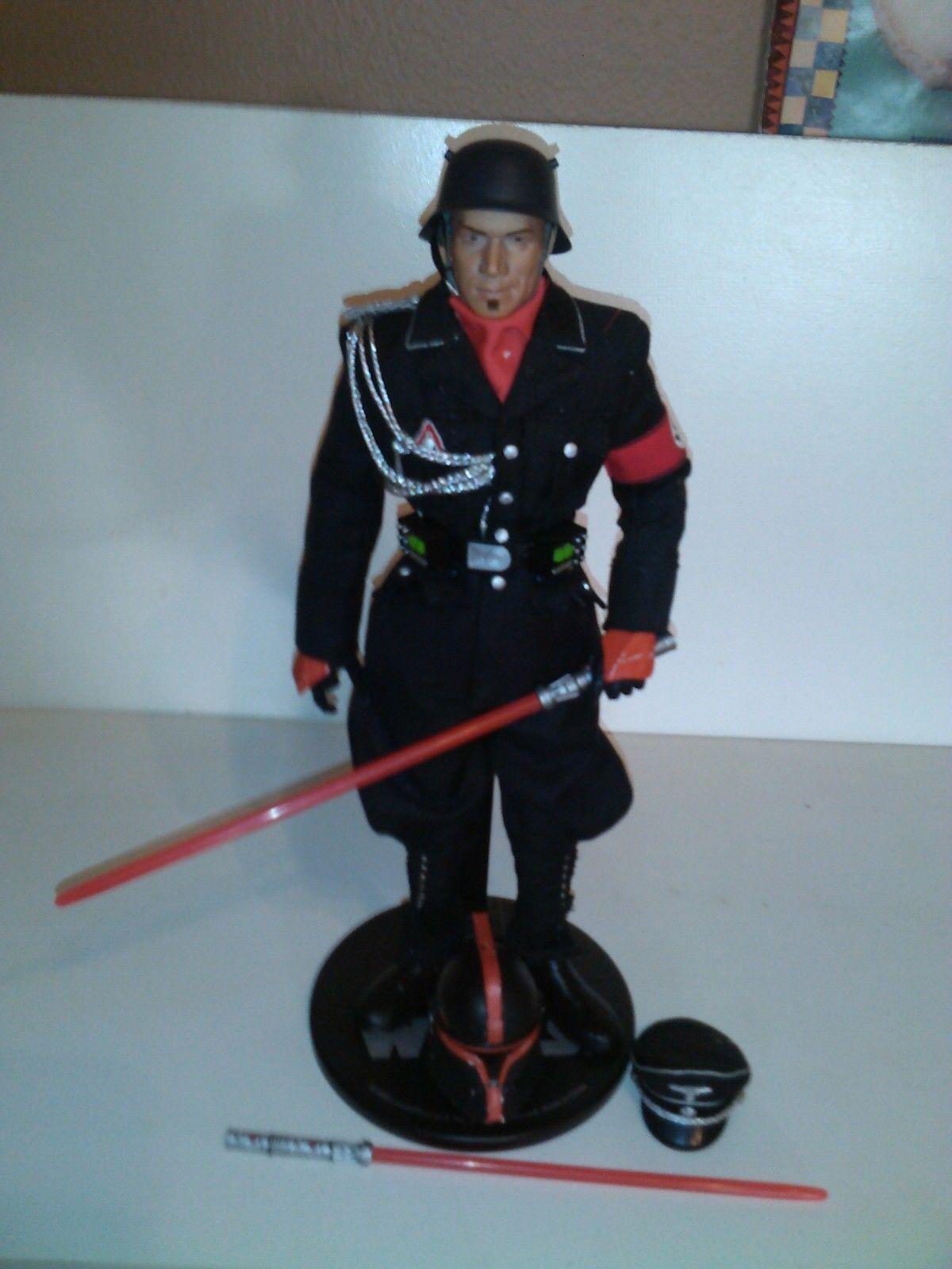 Custom Sith Figure Loose Officer Fwoosh