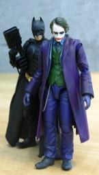 Medicom MAFEX The Dark Knight Joker Batman