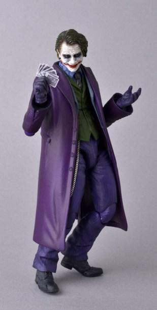 Medicom MAFEX The Dark Knight Joker Weapons 3