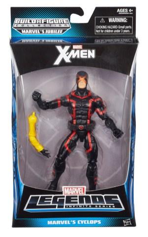 X-Men Legends Tru Exclusive Cyclops Package