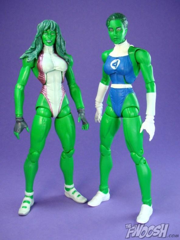Hasbro Marvel Legends San Diego Comic-Con SDCC 2007 Exclusive She-Hulk