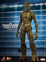 Hot Toys Guardians of the Galaxy Groot 1