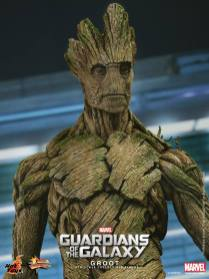 Hot Toys Guardians of the Galaxy Groot 4