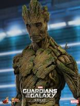 Hot Toys Guardians of the Galaxy Groot 6