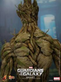 Hot Toys Guardians of the Galaxy Groot 8