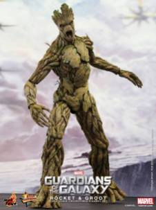 Hot Toys Guardians of the Galaxy Groot and Rocket 4
