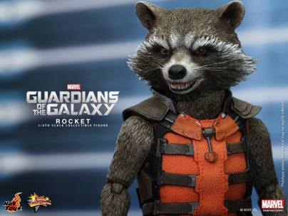 Hot Toys Guardians of the Galaxy Rocket Raccoon 9
