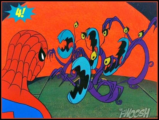 4. spider-man vine