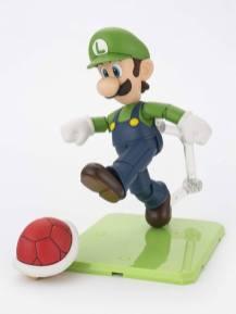 Bandai S.H. Figuarts Luigi Big 6