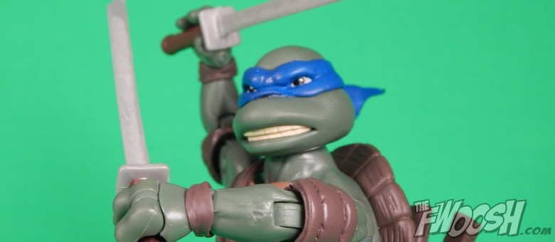 Teenage Mutant Ninja Turtles Classics 1990 Movie Figures Leo S