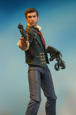 Bioshock infinite booker dewitt action figure