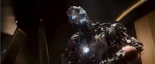 Avengers Age of Ultron Early Ultron 1