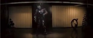 Avengers Age of Ultron Early Ultron