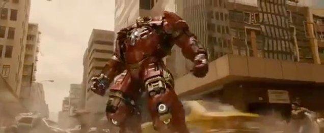 Avengers Age of Ultron Hulkbuster Iron Man 1