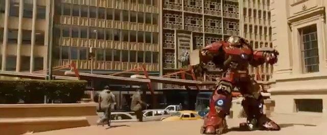 Avengers Age of Ultron Hulkbuster Iron Man 2
