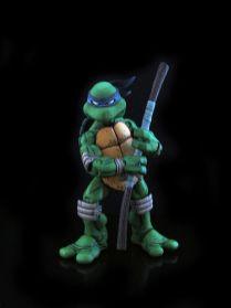 CUSTOM NECA Donatello TMNT Ninja Turtles Comic Style 2