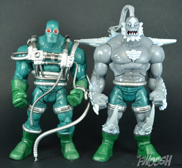First Look Dc Signature Series Doomsday