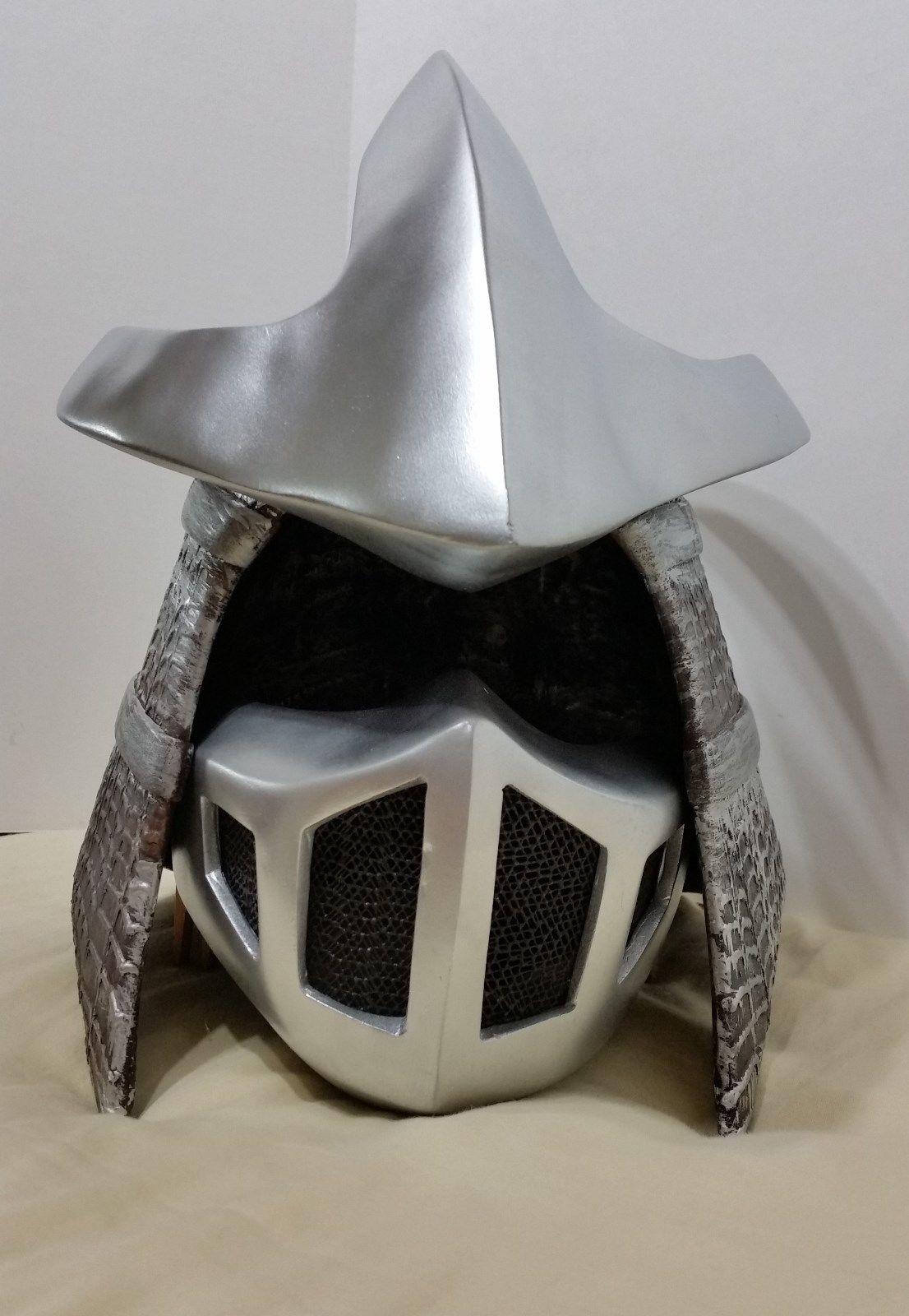 Teenage Mutant Ninja Turtles Tmnt Fan Made Custom Shredder Helmet