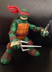 Teenage Mutant Ninja Turtles Custom Battle Shell TMNT 12 Set Sale 3