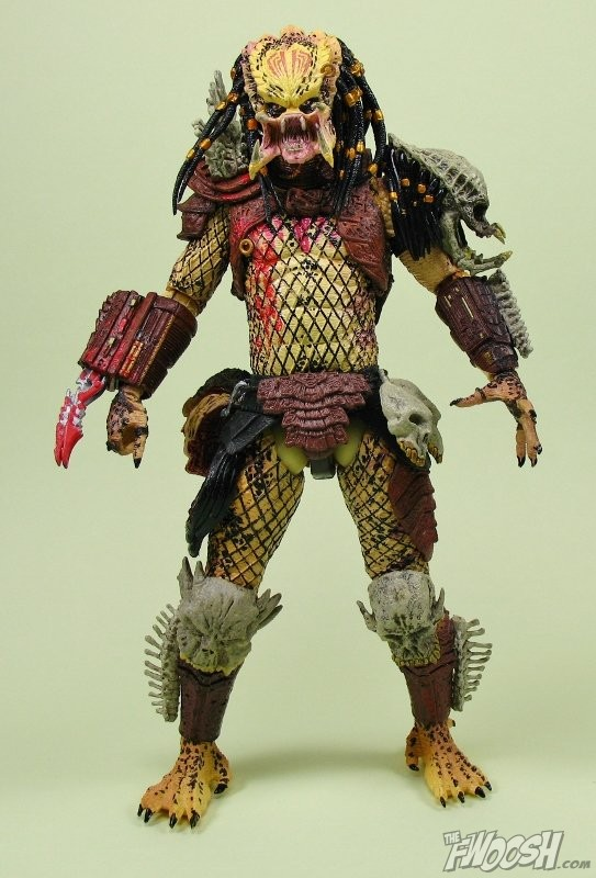 NECA: Bad Blood Predator | The Fwoosh
