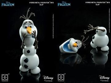 Hero 86 Hybrid Metal Figuration 018 Olaf Frozen 1