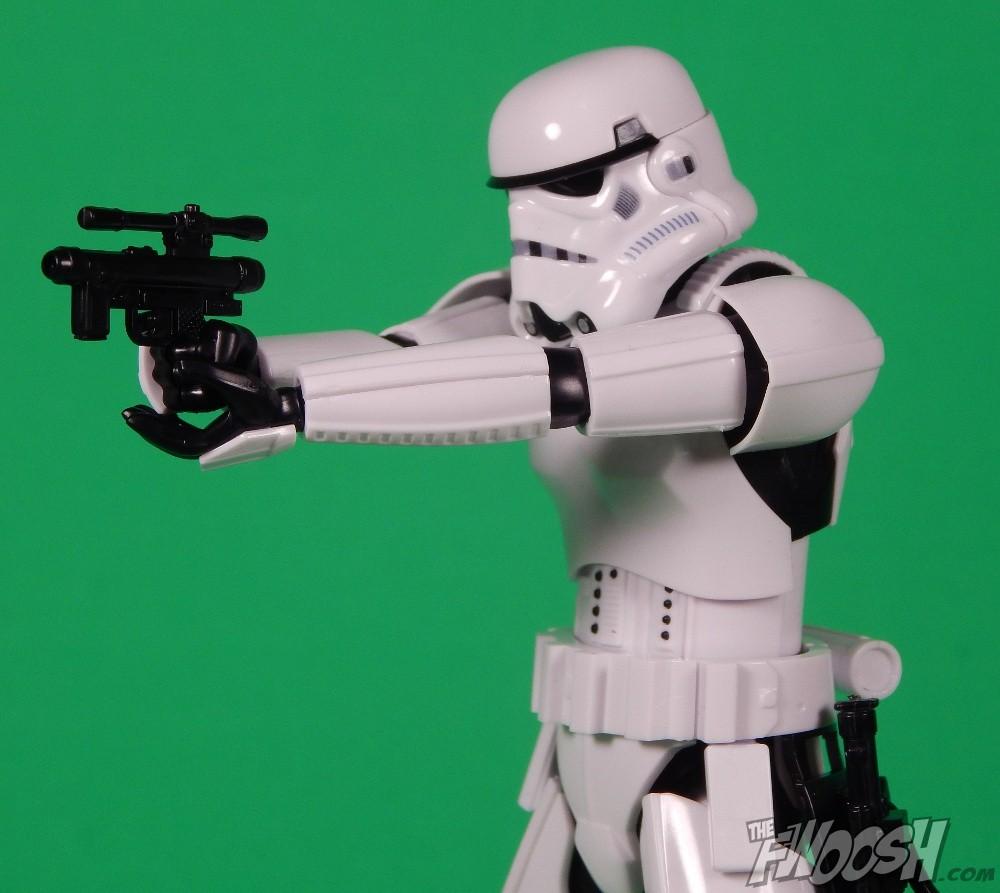a0c3469381 Bandai  Star Wars Stormtrooper 1 12 Scale Model Kit Review