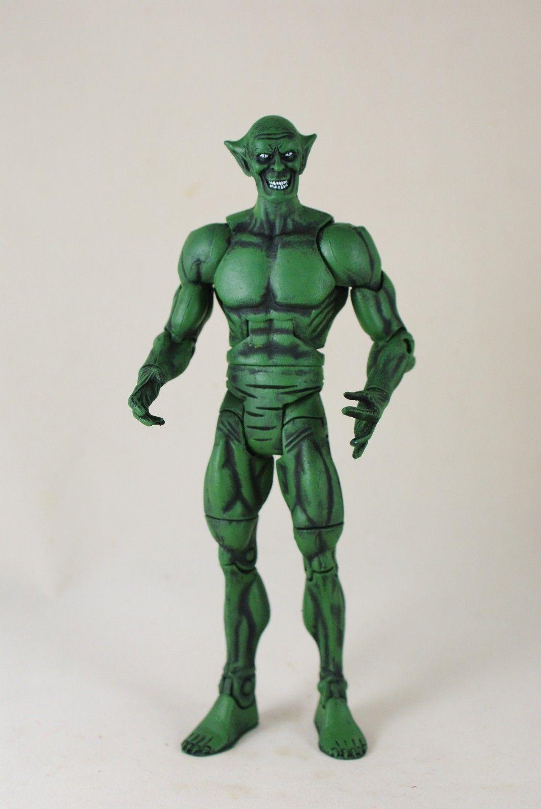 Marvel Legends Custom Energy Effects GREEN Lot of 6
