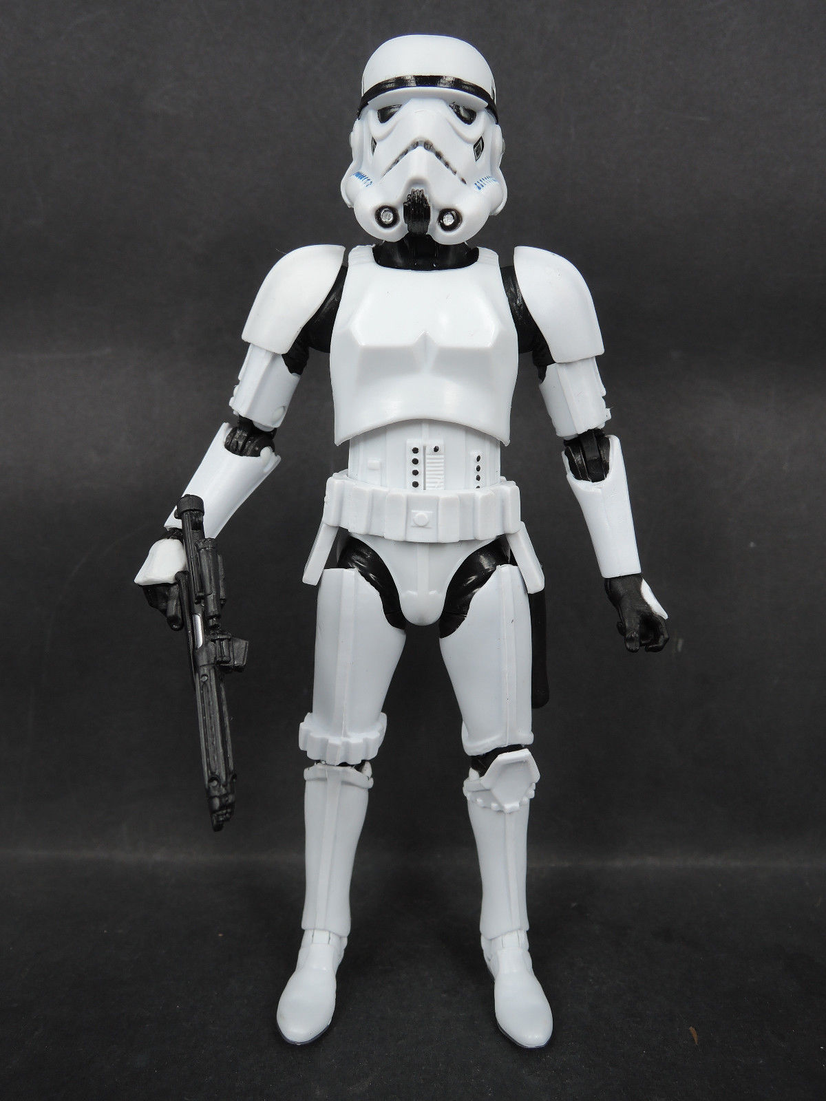 "Star Wars Hasbro Black Series 6/"" Inch Luke /& 09 Han Solo Stormtrooper Disguise"