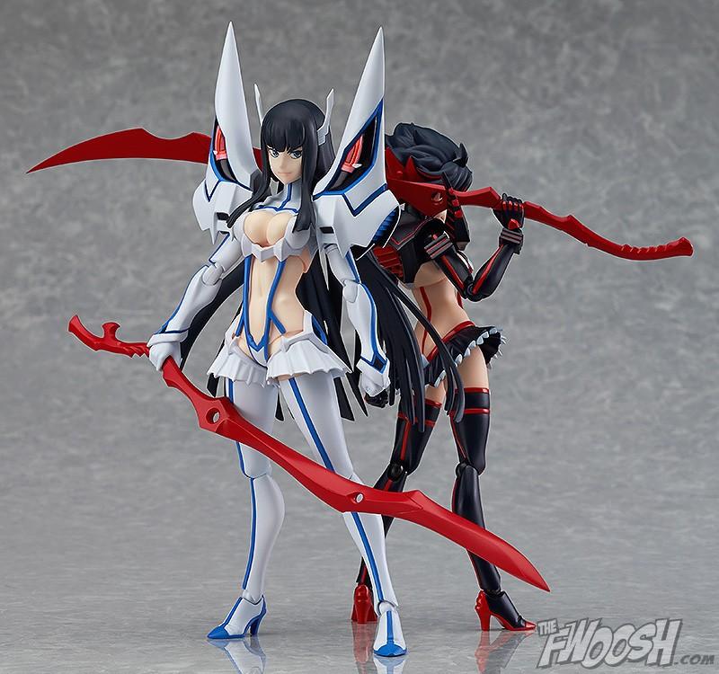 figma: Kill La Kill Satsuki Kiryuin   The Fwoosh