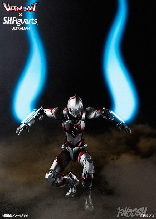Bandai UltraAct S.H. Figuarts Ultraman 1