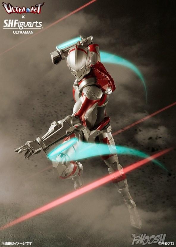 Bandai UltraAct S.H. Figuarts Ultraman 2